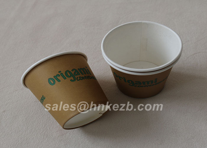 12oz Eco Friendly Double PE Coated Cold Drink Paper Cup with Water based ink Flexo Printing